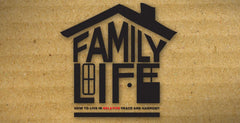 Family Life, Week 2 - What's family when you don't have a family?