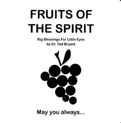 Fruits of the Spirit (Big blessings for little eyes)
