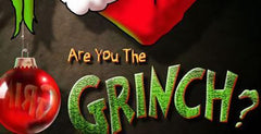 Grinch Drama Package