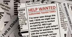 Help Wanted: Surviving Tough Times Audio Bundle
