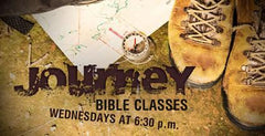 Journey Bible Class Promotional Package