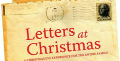 Letters at Christmas Graphics