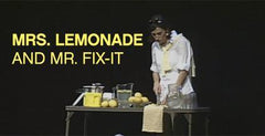 GLEE Drama - Mrs. Lemonade and Mr. Fix-It