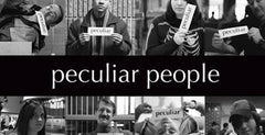Peculiar People, Week 1 - A People of Acceptance