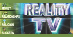 Reality TV Week 5 - Reality Success