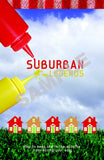 Suburban Legends Graphics
