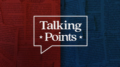 Talking Points - Week 2