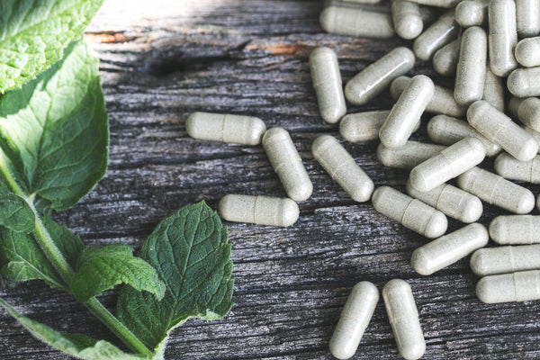Vitamin and Supplements for Stress