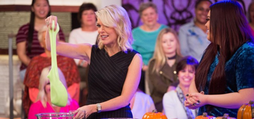 Karina makes spooky Halloween slime with Megyn Kelly