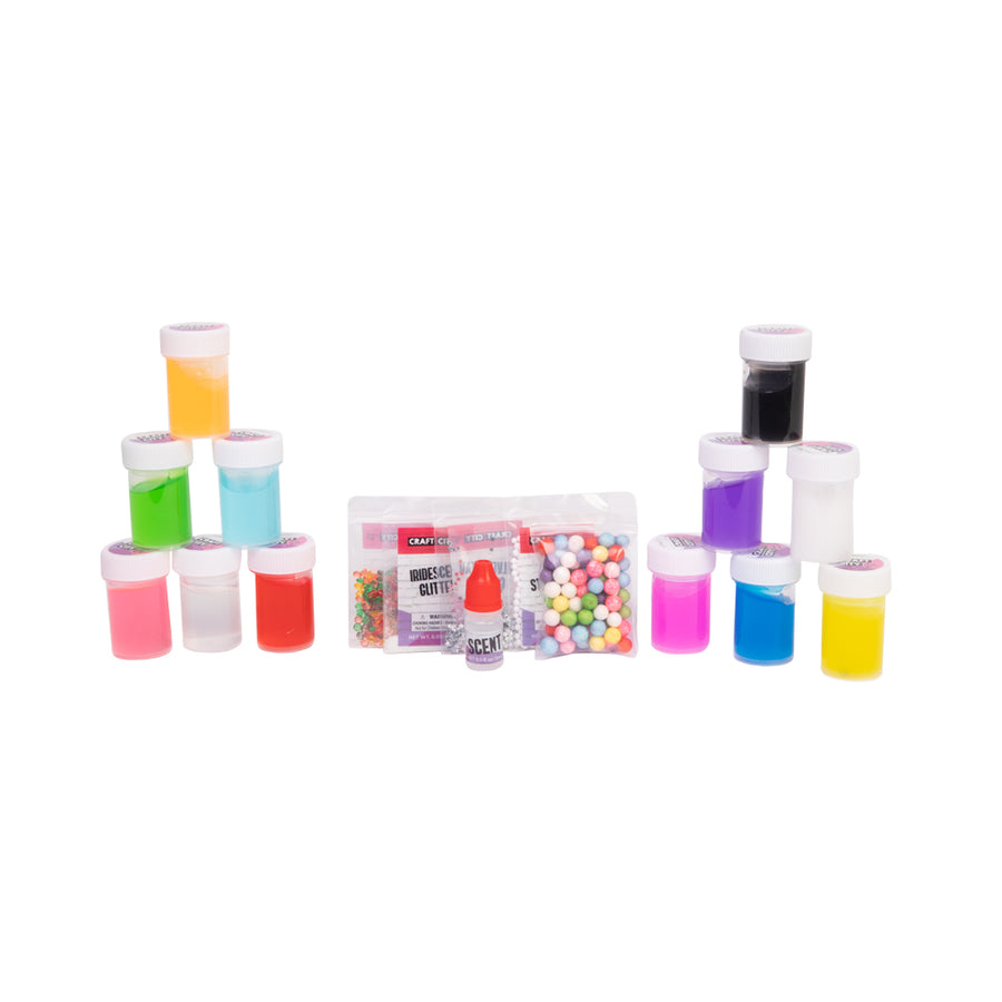 DIY Mini Slime Kit 12 Pack