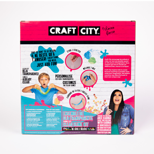Craft City by Karina Garcia DIY Clear Slime Kit - R Exclusive