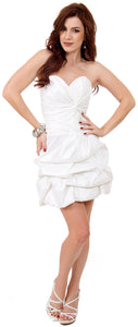 Main image of Ruche Bubble Party Dress
