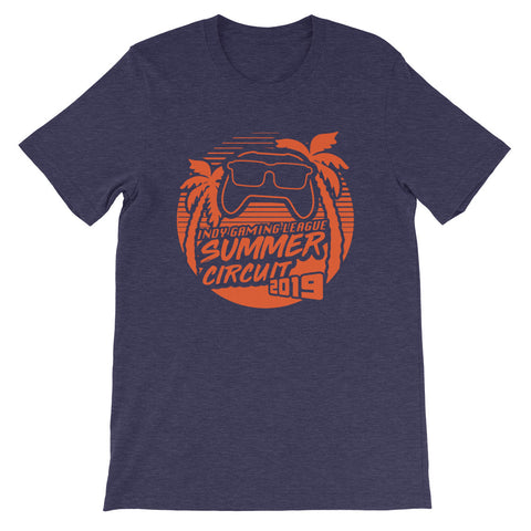 IGL 2019 Summer Circuit Tee (Orange)