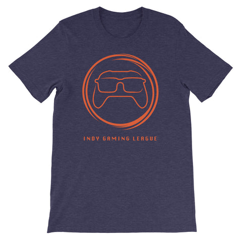 IGl Circle Logo Tee (Orange)