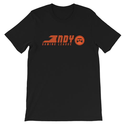 IGL Lines Logo Tee (Orange)