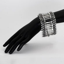 Load image into Gallery viewer, SIlver Oxidised Bracelet