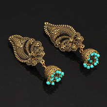 Load image into Gallery viewer, Light Blue Color Ear Cuff Earrings