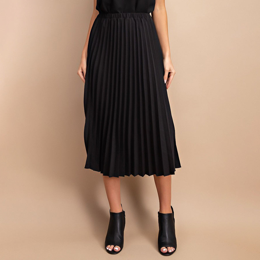 Pippa Pleated Skirt