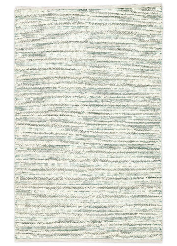 Bliss Rug in Sea Glass Green