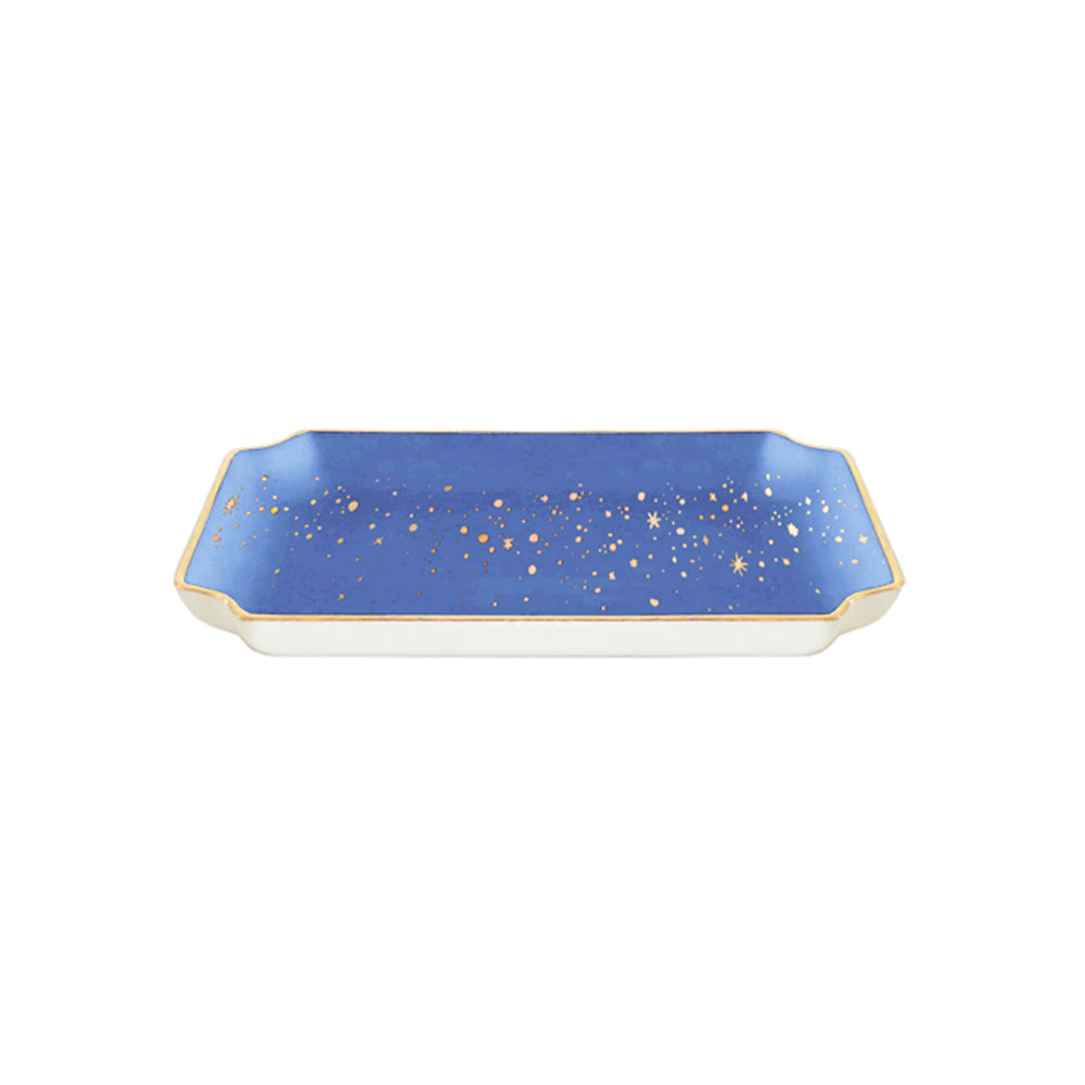 Shimmering Stars Serving Trays