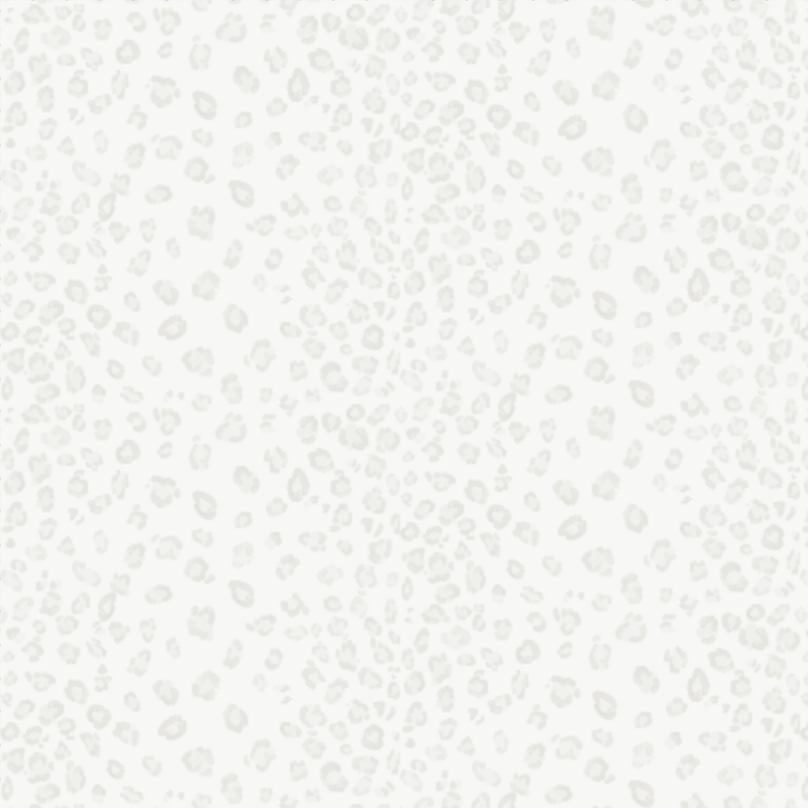 Light Leopard Wallpaper in Gray