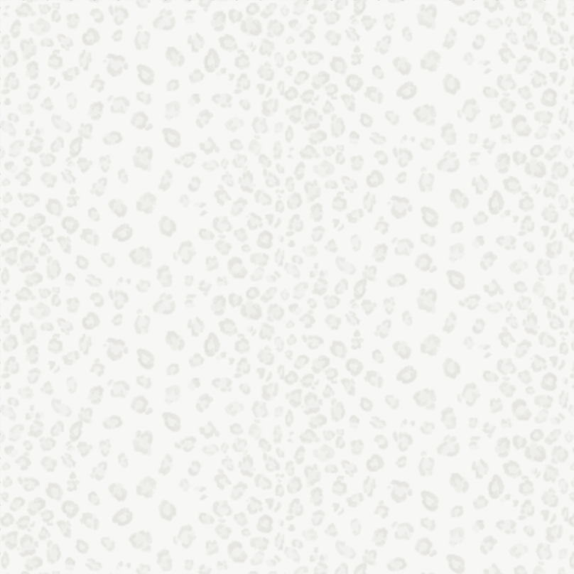Light Leopard Fabric in Gray