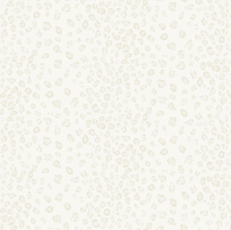 Light Leopard Fabric in Beige