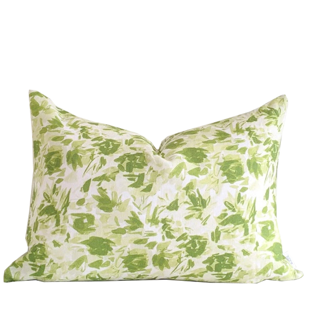 """Floralie"" by Lo Home x Taelor Fisher in Spring Green"