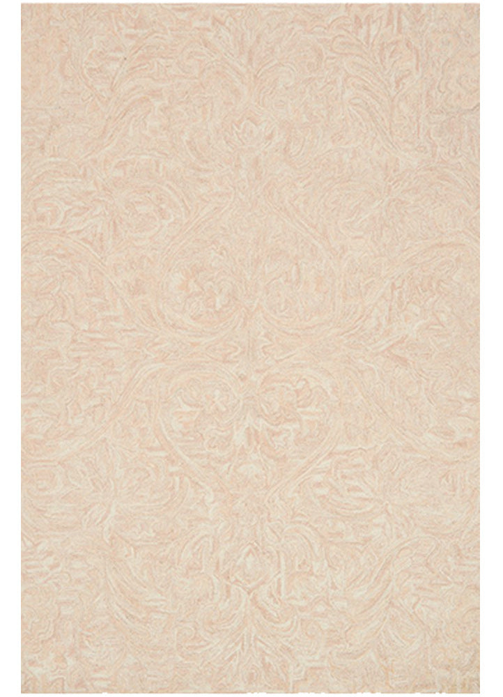 Blush Waves Rug