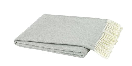 Light Grey Throw Blanket - Lo Home