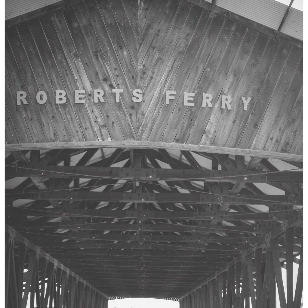 Roberts Ferry Covered Bridge Roberts Ferry Gourmet