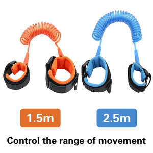 Wrist Link Toddler Leash Safety Harness Anti-lost Wristband for Kids