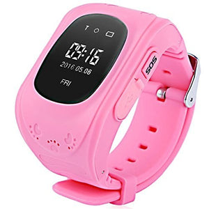 4G Children Smart Watch Kids Girls Boys GPS Tracker SOS Call Location Remote Monitor iOS Android