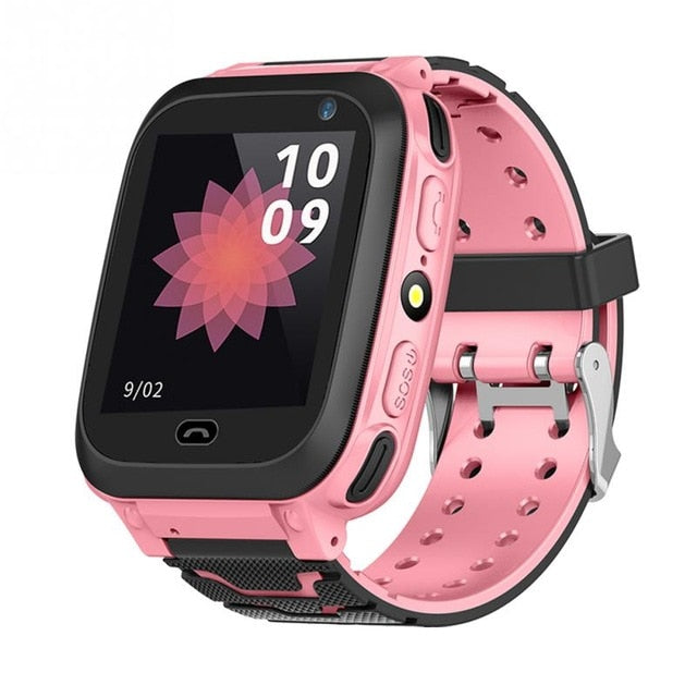 4G Kids Bluetooth GPS Locator One-key for SOS Smart Watch for Children