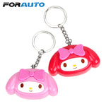 Car Key Ring Keychain Personal Alarm Loud Self Defense Alarm Keyring Protection Alert