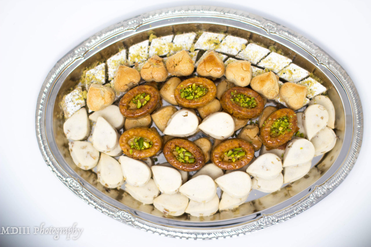 Persian Sweets ~ Assorted 1lb tray