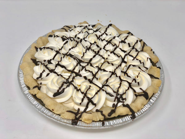Chocolate Truffle Pie!