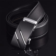 Load image into Gallery viewer, Men Genuine Luxury Leather Belt