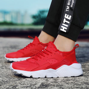 Men Fashion Breathable Running Shoes Sneakers Bounce Summer Outdoor Sport Shoes Professional Training Shoes