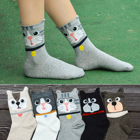 Fashion Summer Spring Cute Cartoon Cat