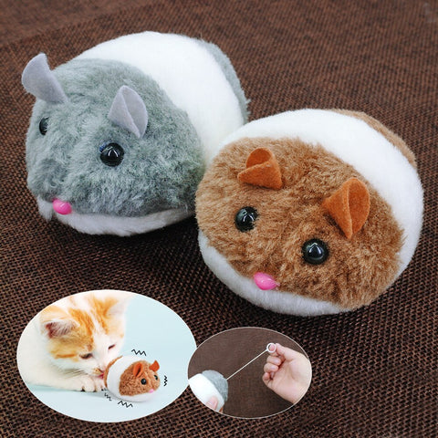 Interactive Mouse Cat toy