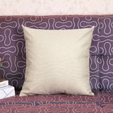 Throw Pillow Case Sofa Waist Pillowcases Car