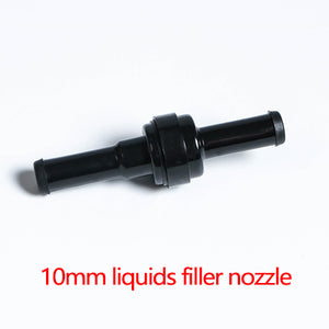 ZONEPACK GFK-160 Filling Machine Nozzle Filling Head 2m Tube Filter Accessory Spare Parts