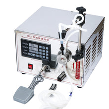 ZONEPACK 2ml to Unlimited Filling Machine With Magnetic Pump with Accurate Automatic Micro Computer for Liquid Water