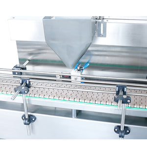 ZONEPACK ZS-JF8 Automatic Capsule Filling Machine Commercial Gelatin Soft Oil Gelatin Pill Automatic propulsion device