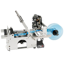 ZONEPACK LT-50D Semi Automatic Label Applicator Labeling Machine With Date Coder Printer Bottle Labeller Sticker Machine