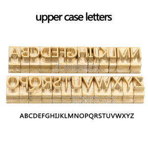 custom link for Microsoft Elegant Black Upper Case Brass Letter