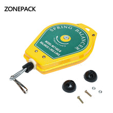 ZONEPACK Best quality! Spring Balancer 1.5kg-3.0kg Screwdriver Hanging Tool Torque Wrench Hanger Steel Wire Rope Measuring Tool