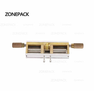 ZONEPACK Thick Brass Letter Holder for ZS-100 and ZS-110