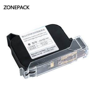 ZONEPACK Ink Box For Handheld Intelligent USB QR Code Inkjet Printer Coding Machine